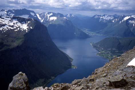 Bild Hj�rundfjord