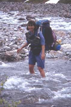 Bild Flussquerung