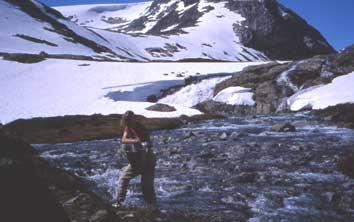 Bild Trinkwasser vom Fluss