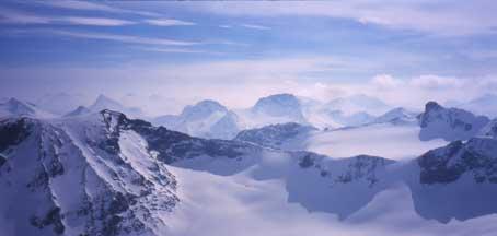 Bild Jotunheimen im Winter